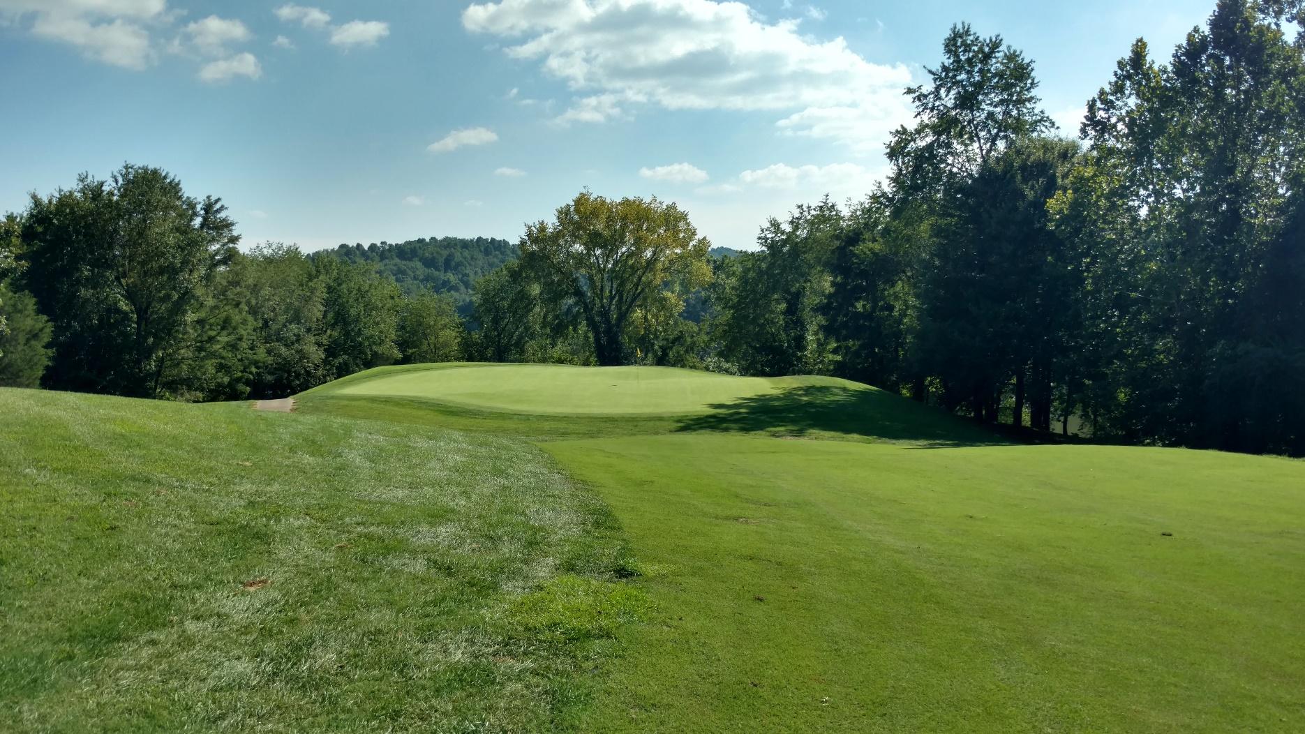 clear creek golf club bristol va on 08 26 16 vagolfguy. Black Bedroom Furniture Sets. Home Design Ideas