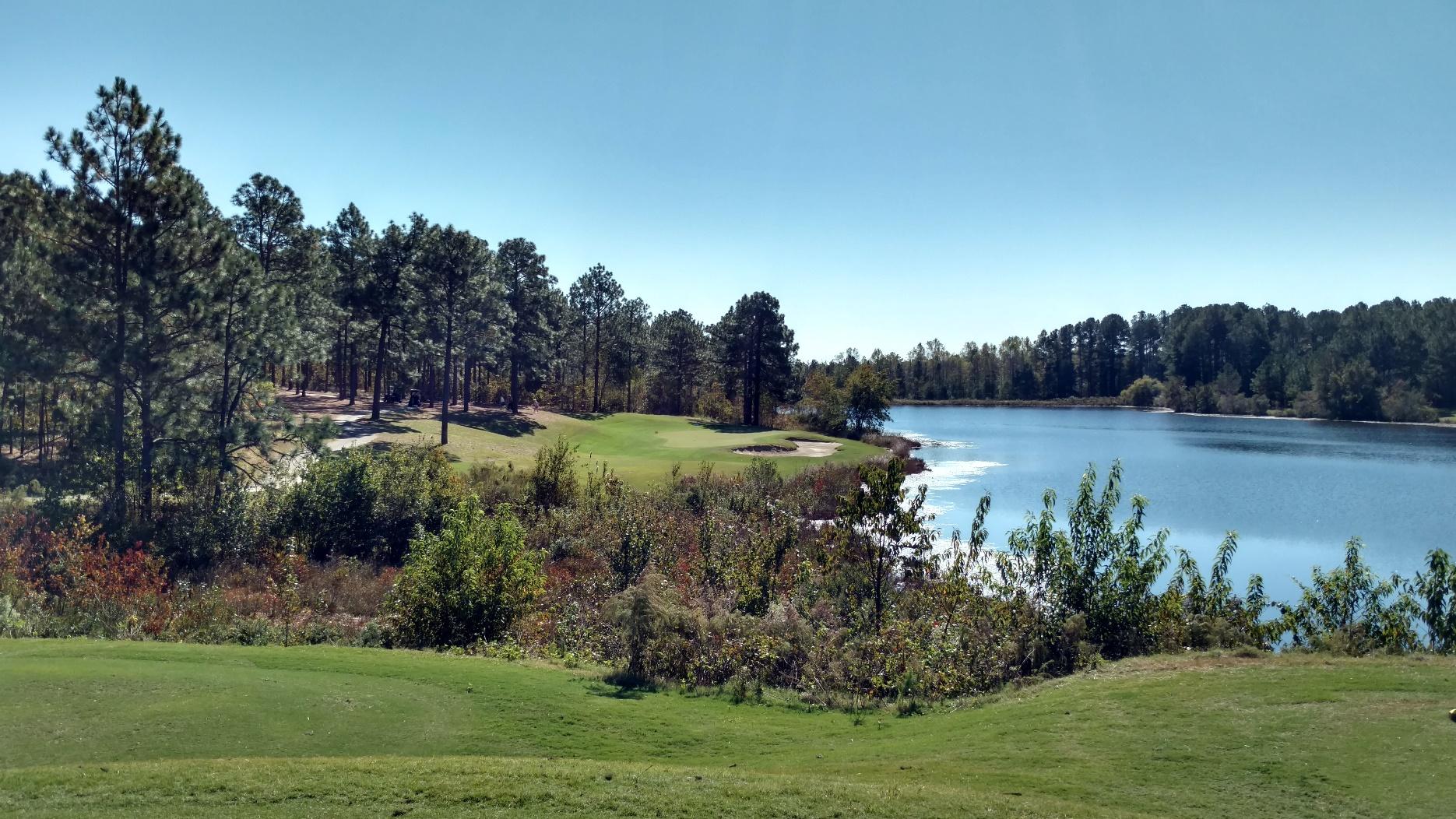 Legacy Golf Links (Aberdeen, NC on 10/23/16)