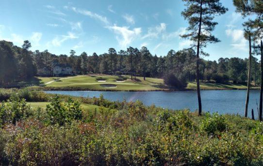 Pinewild Country Club: Holly Course (Pinehurst, NC on 10/22/16)