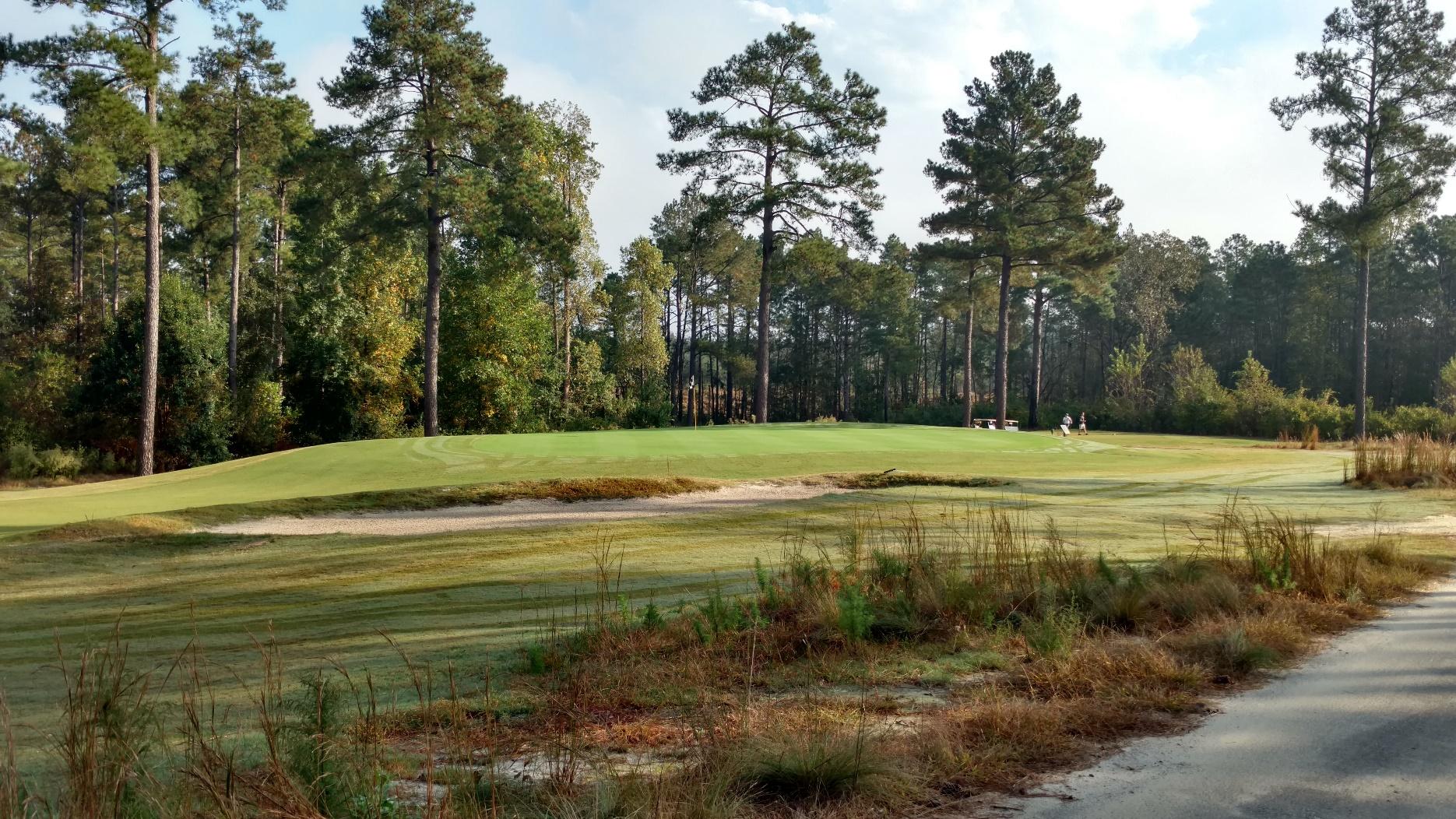 Deercroft Golf Club (Wagram, NC on 10/21/16)