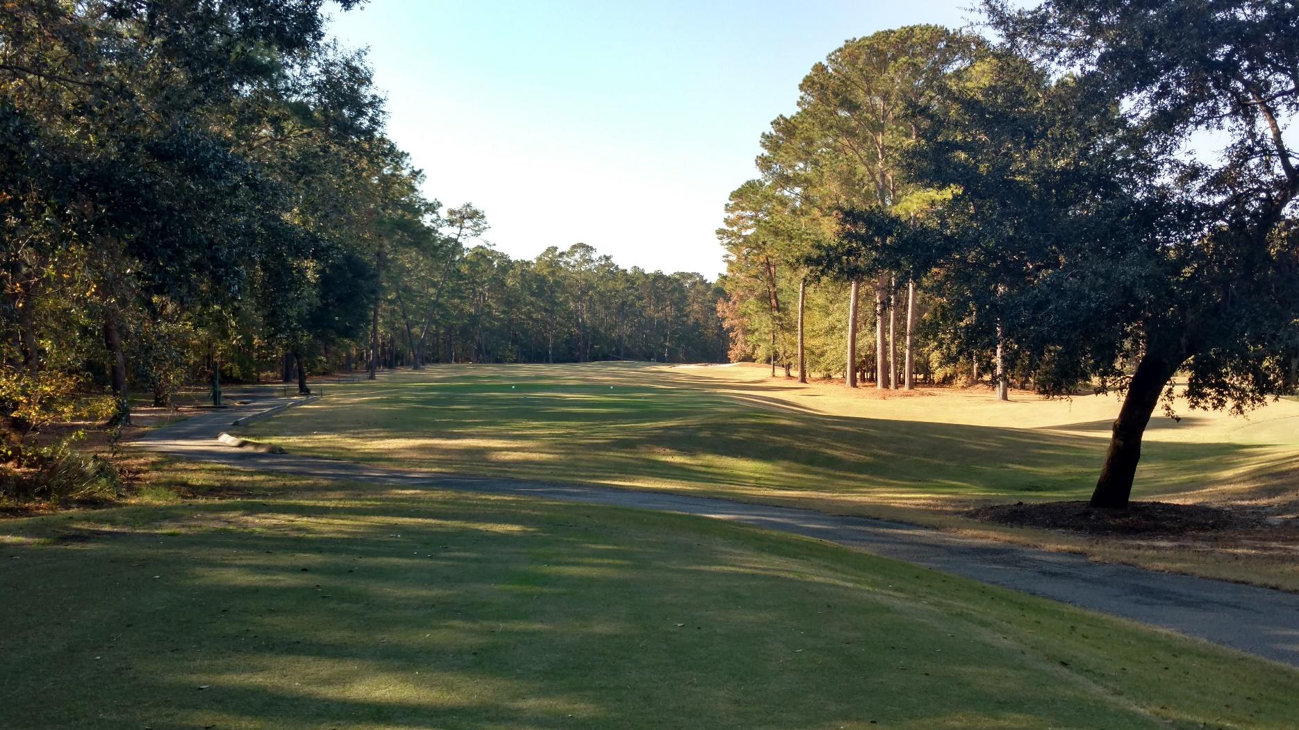 Eagle's Pointe Golf Club (Okatie, SC on 11/26/16 ...