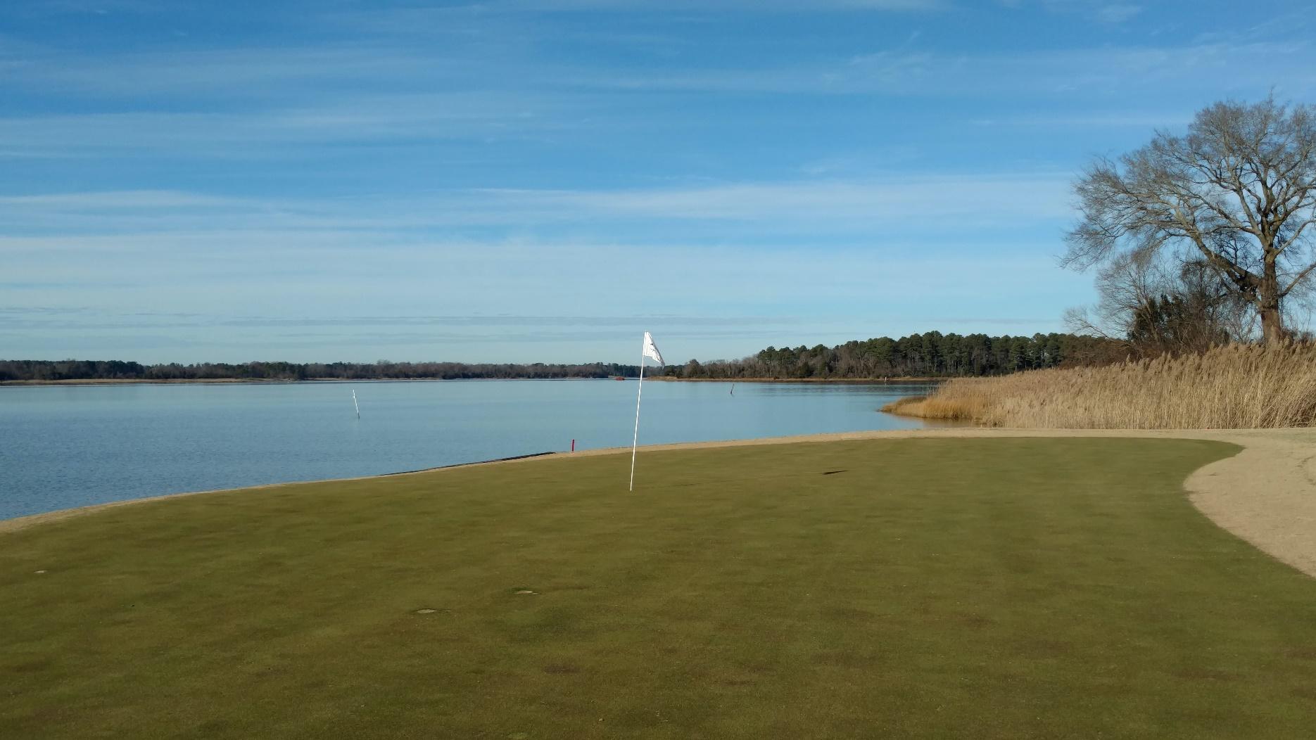 Sleepy Hole Golf Course (Suffolk, VA on 01/01/17)