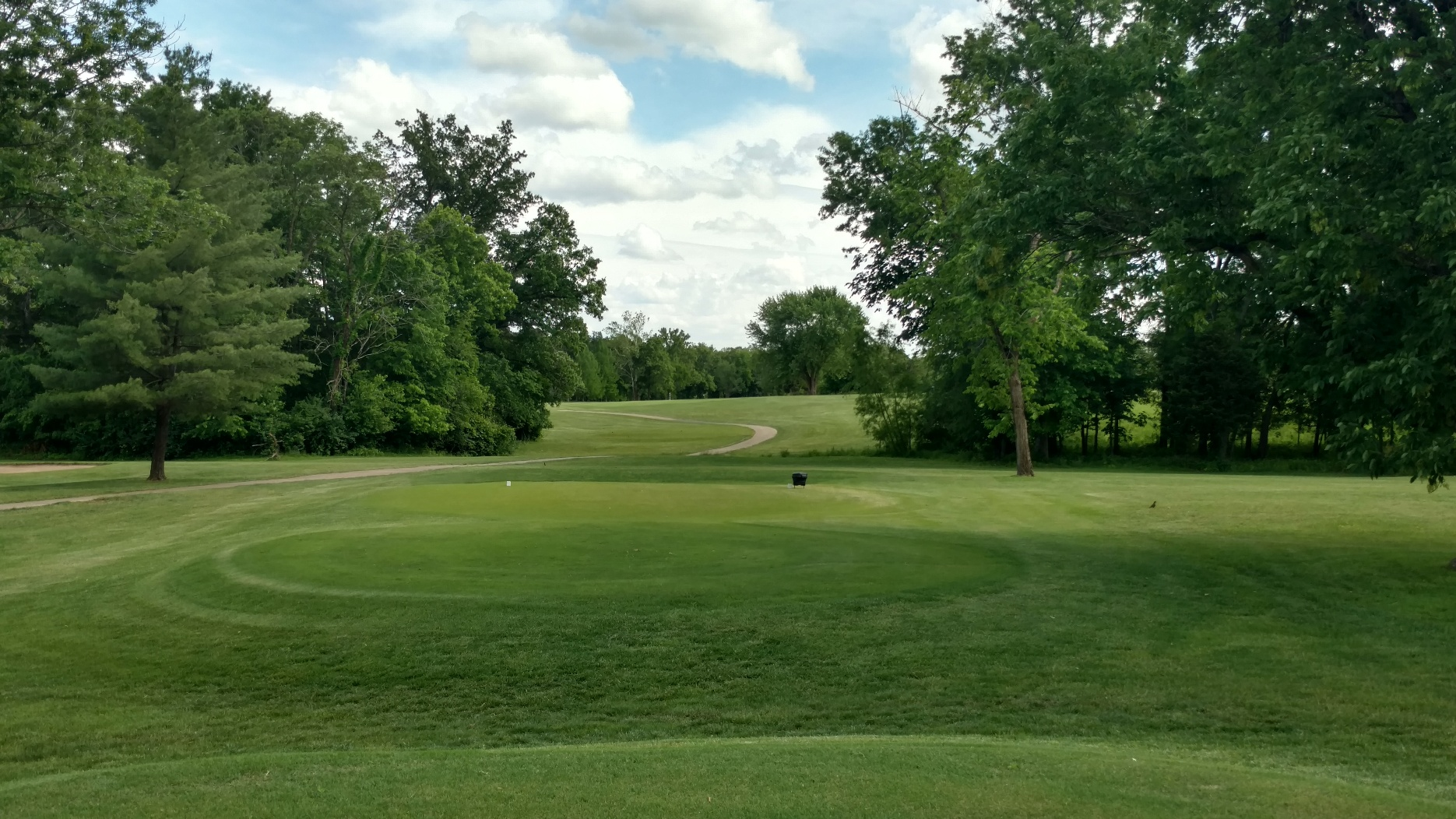 Lake of the Woods Golf Course (Columbia, MO on 05/23/17 ...