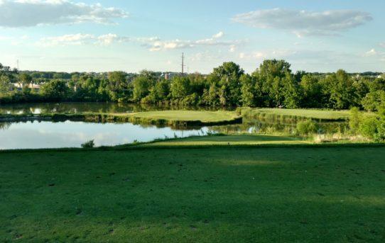 Finkbine Golf Course (Iowa City, IA on 05/28/17)