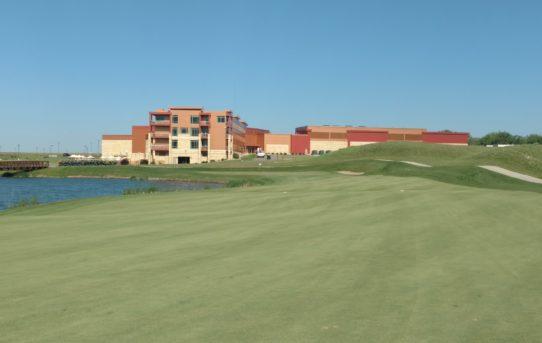 The Falls at Grand Falls Casino & Resort (Larchwood, IA on 05/25/17)