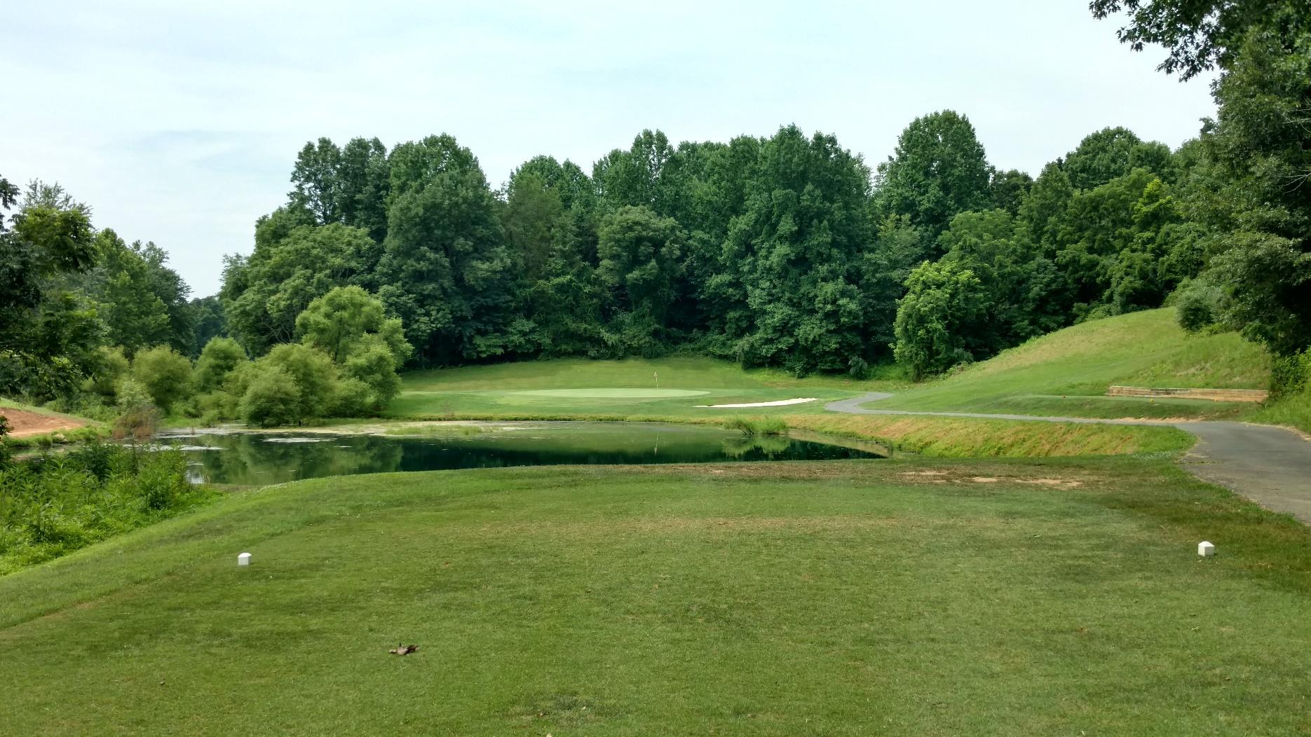 South Wales Golf Course (Jeffersonton, VA on 07/04/17)