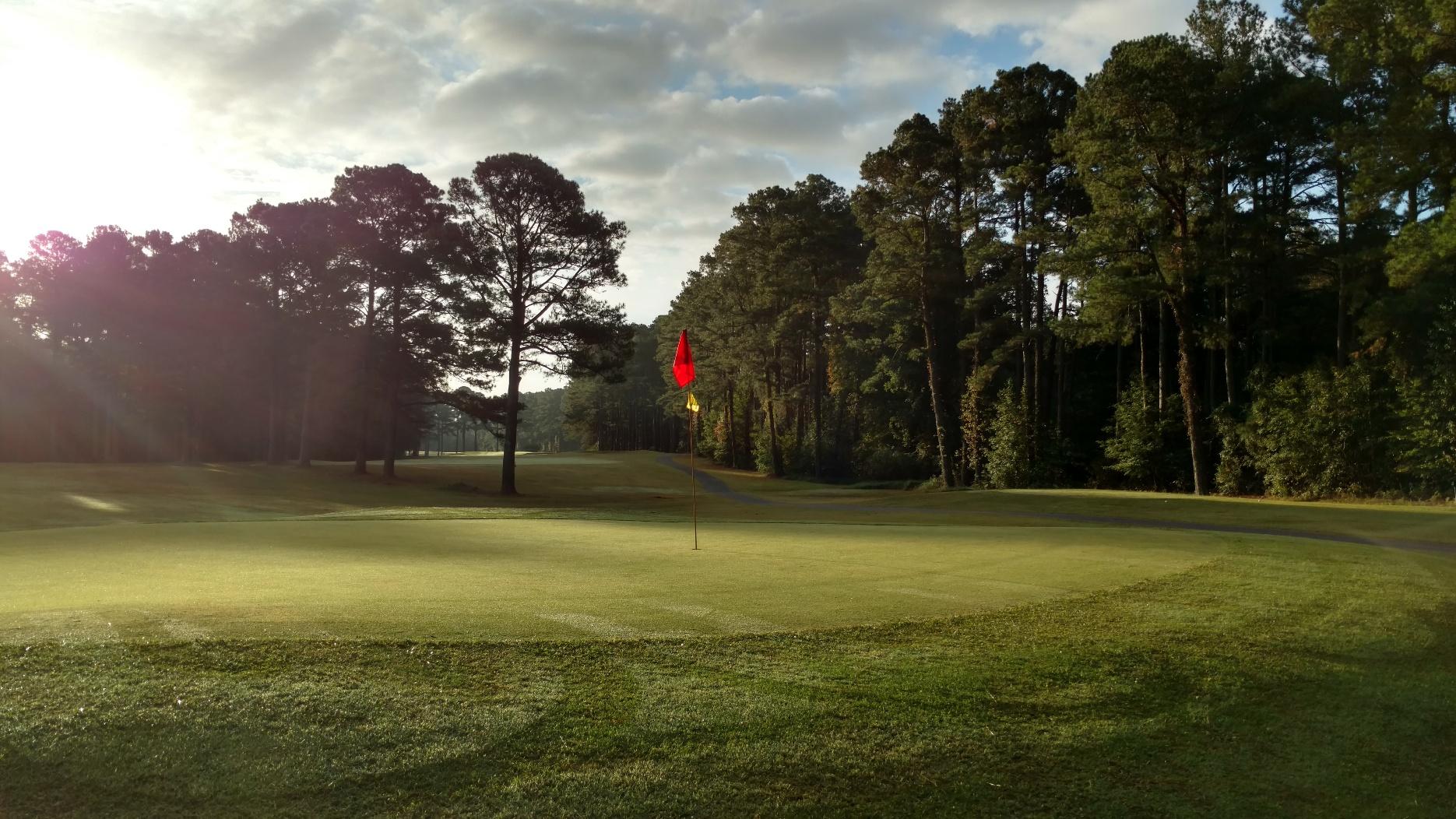 Suffolk Golf Course (Suffolk, VA on 10/07/17)