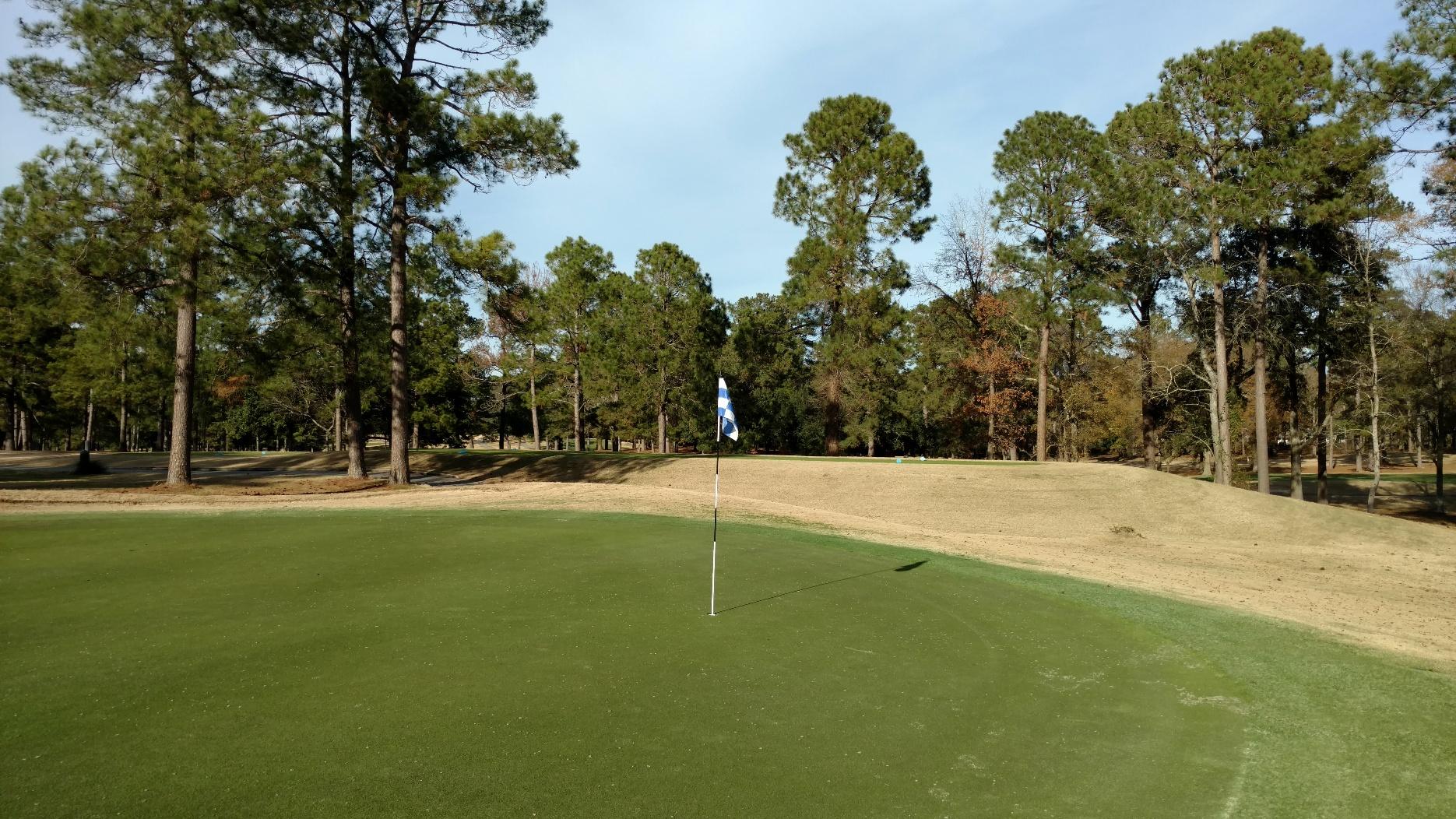 Lake Marion Golf Course (Santee, SC on 12/25/17)