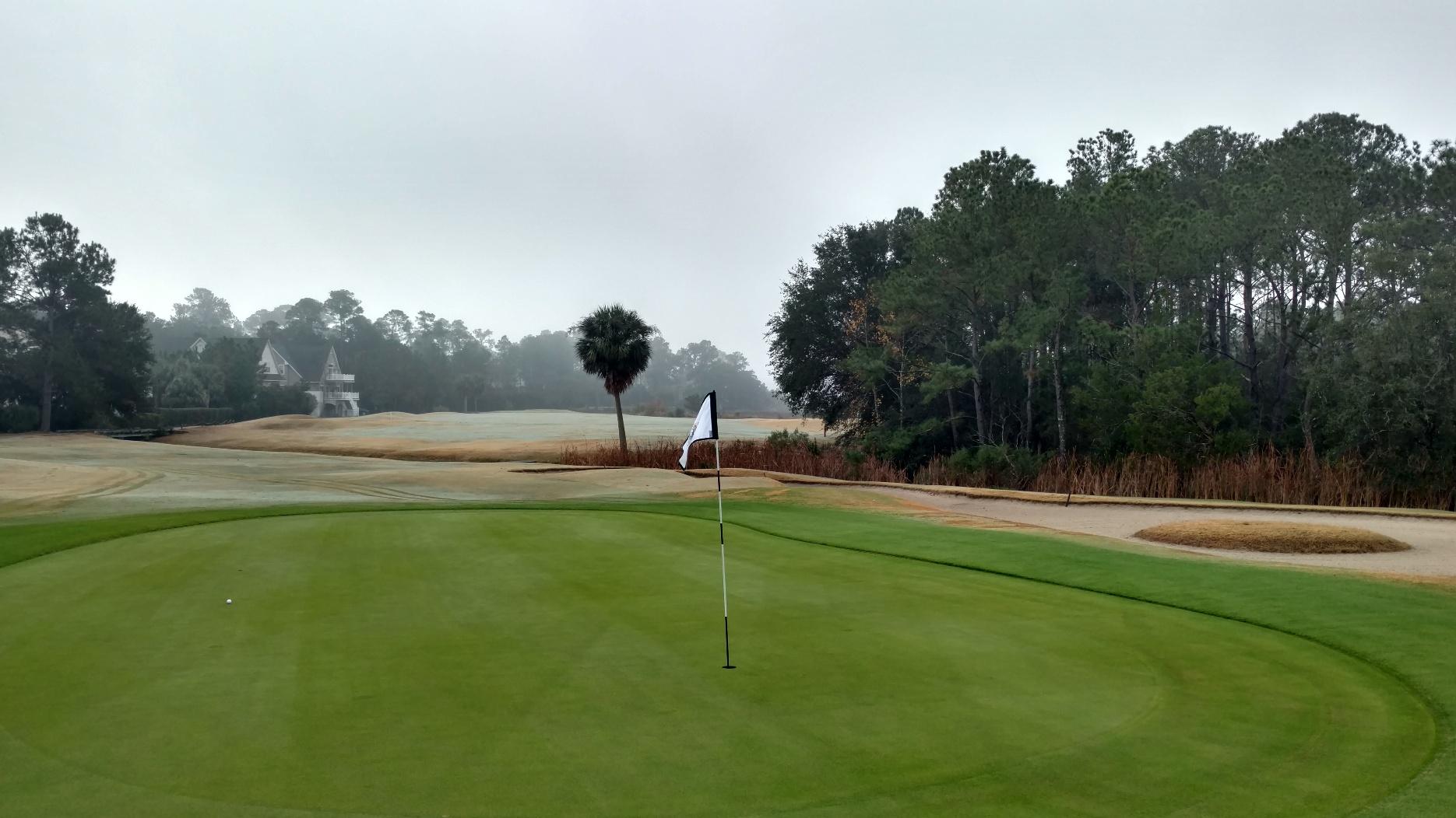 old south golf links bluffton sc on 12 23 17 vagolfguy. Black Bedroom Furniture Sets. Home Design Ideas