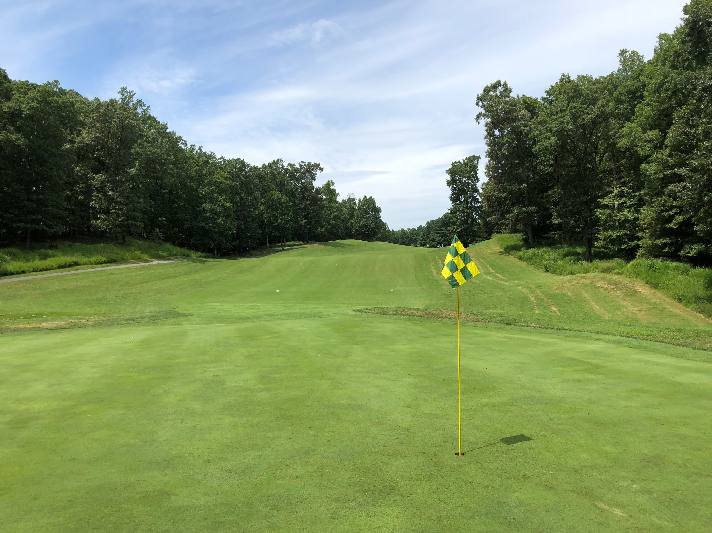 Forest Greens Golf Club (Triangle, VA on 08/18/18 ...